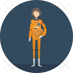Astronaut Icon