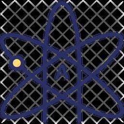 Atheist Symbol Icon
