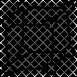 Atom Doodle Icon