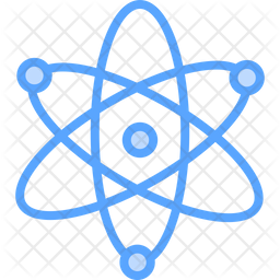 Atom Dualtone Icon