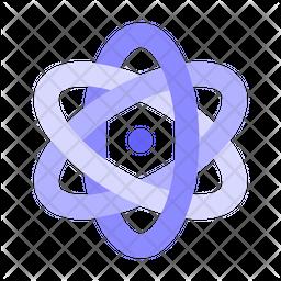 Atomic-molecules Icon