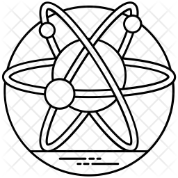 Atomic Symbol Icon