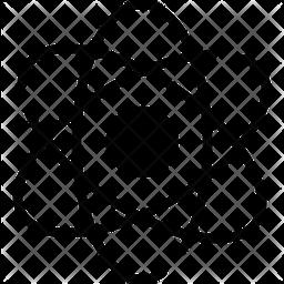Atomizing Icon