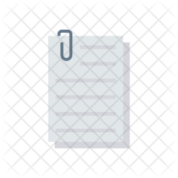 Attach file Icon
