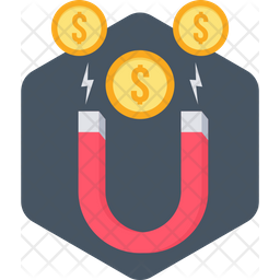 Attract Money Icon