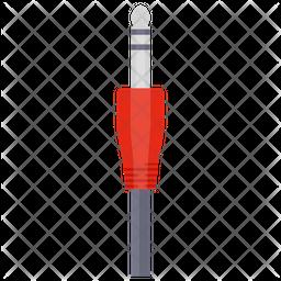Audio Cable Icon