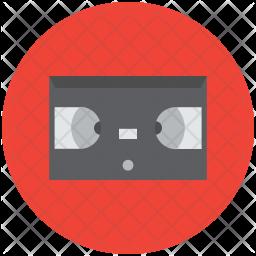 Audio-cassette Icon