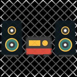 Audio Equipment Icon