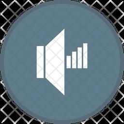 Audio High Volume Icon