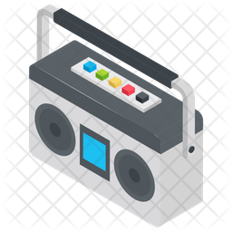 Audio Player Icon