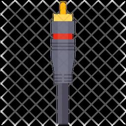 Audio Wire Icon