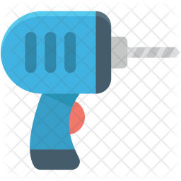 Auger Flat Icon