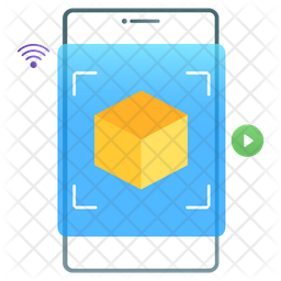 Augmented Reality Icon