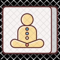 Auras Chakra Icon