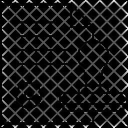 Authorized Line Icon
