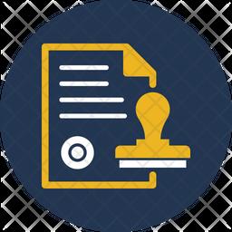 Authorized Dualtone Icon