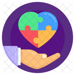 Autism Care Icon