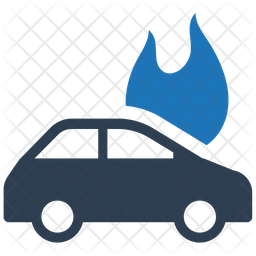 Auto crash Icon