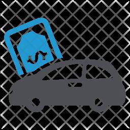 Auto loan Icon