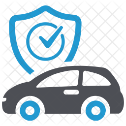 Auto protection Icon