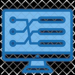 Auto Robot Icon