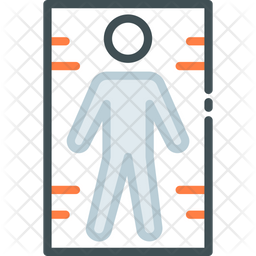 Automated Image Diagnosis Icon