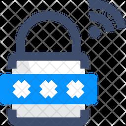 Automatic Lock Icon