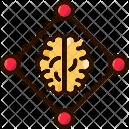 Automation Robot Icon