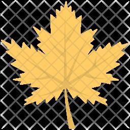 Autumn Leave Icon