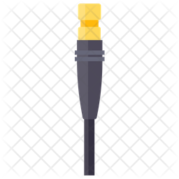 Aux Cable Icon