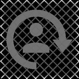 Refresh Glyph Icon