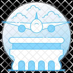 Aviation Law Icon