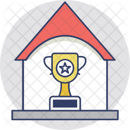 Award Colored Outline Icon