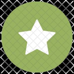 Award Glyph Icon