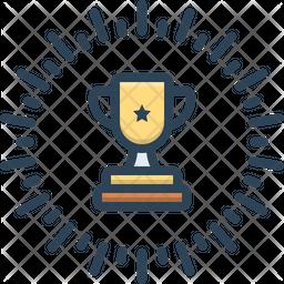 Awarded Icon