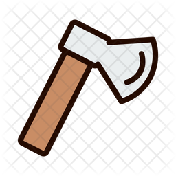 Axe Icon Of Colored Outline Style Available In Svg Png Eps Ai Icon Fonts