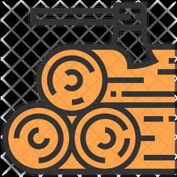 Axe Dualtone Icon