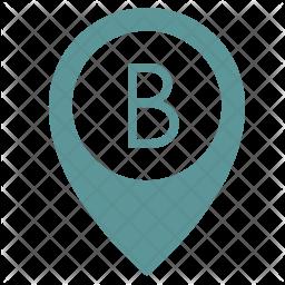 B point Icon