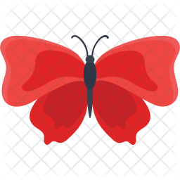 Baby Butterfly Icon