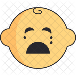 Baby Cry Icon