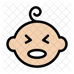 Baby Crying Icon