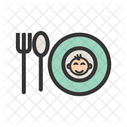 Baby food Icon