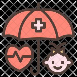 Baby health Icon