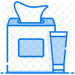 Baby Wipes Icon