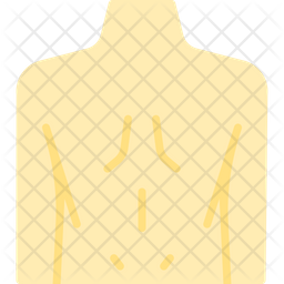 Back Body Icon
