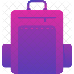 Back pack Icon
