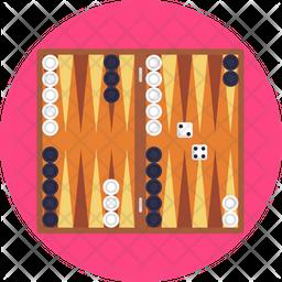 Backgammon Icon