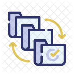 Backlog Icon Of Colored Outline Style Available In Svg Png Eps Ai Icon Fonts