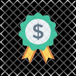 Badge Flat Icon