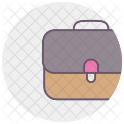 Bag, Case, Work, Need, Job Icon